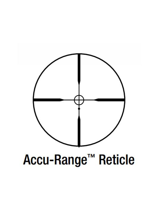 Оптический прицел Redfield Revolution 3-9x50 R:Accu-Range