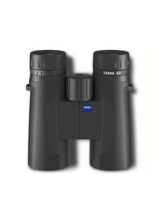 Бинокль Carl Zeiss 10х42 ED Terra серый корпус