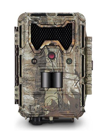 Цифровая видеокамера Bushnell TROPHY CAM HD 14MP AGGRESOR, REALTREE XTRA BLACK LED 119777
