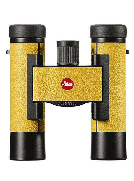 Бинокль Leica Ultravid 10x25 Lemon yellow 7916